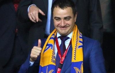 Павелко: Фоменко може залишитися в збірній і після Євро-2016