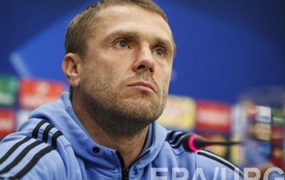 Ребров: Ярмоленко может остаться в Динамо, если мы выйдем в финал ЛЧ