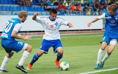 Динамо отдало своего нападающего в Ворсклу