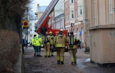 Шведская полиция не смогла установить причины взрыва у школы