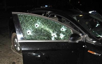 На Дніпропетровщині обстріляли авто бізнесмена