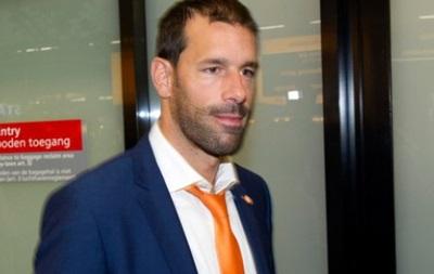 Ван Нистелрой летом уйдет из сборной Голландии