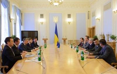 Оппоблок пожаловался миссии Европарламента на нарушение прав оппозиции