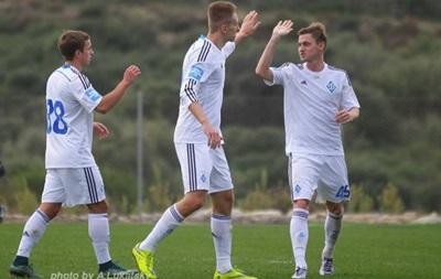 Динамо Київ зіграє товариські матчі з Малагою і Гранадою