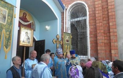 ГПУ: В Крыму люди в масках выгнали прихожан и настоятеля из храма