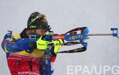Биатлон: Фуркад побеждает в мужском спринте, Семенов - 13-й