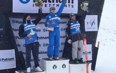 Украинский спортсмен стал третьим на этапе Кубка мира по фристайлу