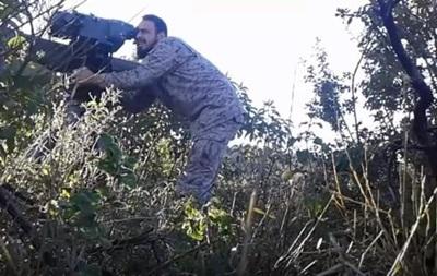 Появилось видео обстрела  генералов РФ  в Сирии