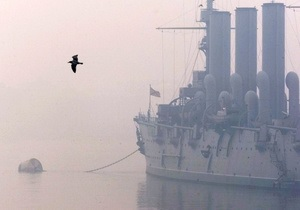 Крейсер Аврора может получить статус президентского корабля