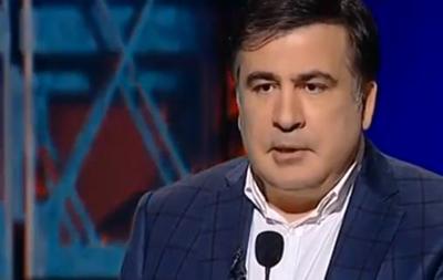 Саакашвілі закликав Порошенка прийняти рішення в ситуації навколо Кабміну