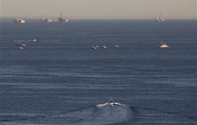 У США зіткнулися і впали в океан два літаки