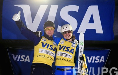 Українець вперше в історії очолив залік Кубка світу з фрістайлу