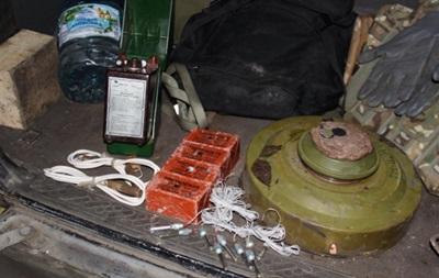Военные предотвратили взрыв в Луганской области