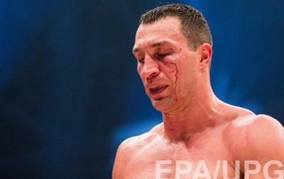 Рейтинг WBO: Кличко піднявся на третє місце, Глазкова видалено
