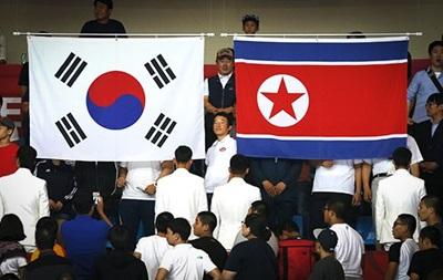 Катер КНДР вторгся в воды Южной Кореи