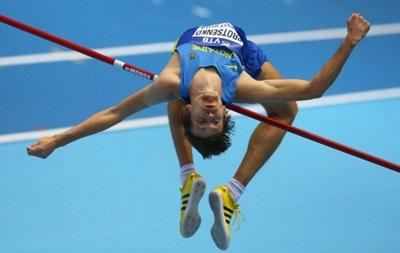 Украинец попал в тройку лучших прыгунов в высоту на турнире в Чехии