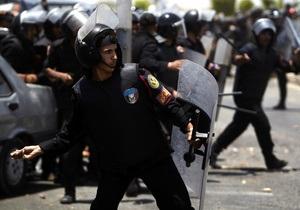 Приговор Мубараку встречен массовыми протестами