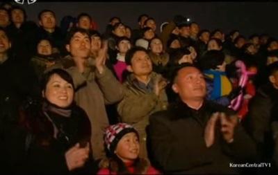 КНДР відзначила запуск ракети велелюдним мітингом