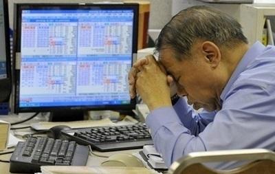 Торги в Токио открылись падением котировок на 4%