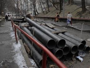 Киевэнерго завершила ежегодные испытания теплосетей