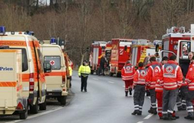 Зіткнення потягів у Баварії: є загиблі і десятки поранених