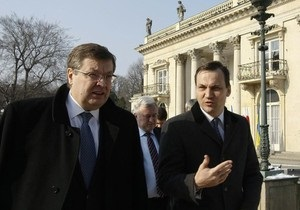 Окончательный текст Соглашения об ассоциации Украина-ЕС будет утвержден в ближайшие недели