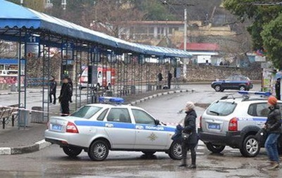 У Криму поліцейський прострелив собі голову