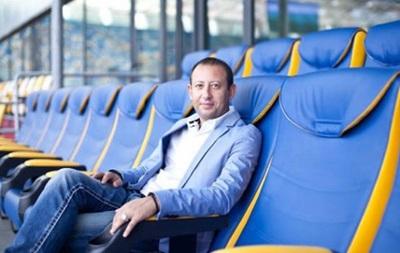 Франков: Генинсон - первый зарегистрированный кандидат в президенты Премьер-лиги