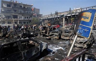 Подвійний теракт в Дамаску: кількість жертв зростає