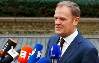 Туск обвинил Россию в ухудшении ситуации в Сирии