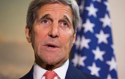 Керрі закликав Росію сприяти припиненню вогню в Сирії