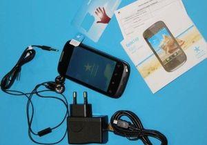 Киевстар начинает продажи смартфонов под собственным брендом