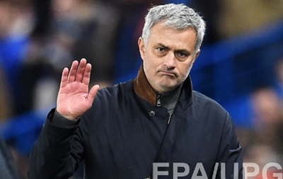 Моуринью будет получать в Манчестер Юнайтед 20 миллионов - СМИ