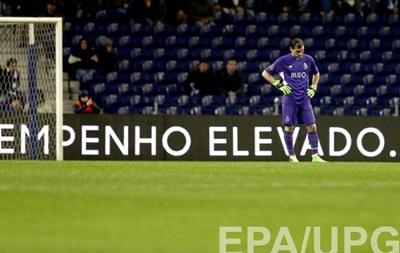 Молодой парагвайский игрок извинился перед Касильясом за голы в его ворота