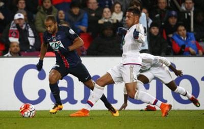 Кубок Франції: ПСЖ розгромив Ліон