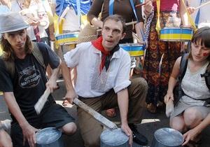 BBC Україна: Активисты под Украинским домом выдвинули ультиматум власти