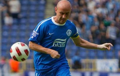 Легенда Днепра Сергей Назаренко может вернуться в родную команду