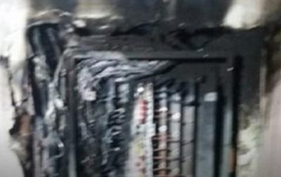 Во Львове горело общежитие, госпитализировали десять иностранцев
