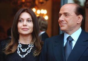 В миланском суде Берлускони с женой пять часов обсуждал условия развода
