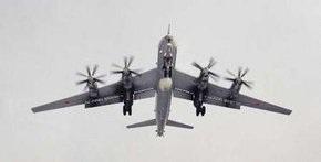 Точное место крушения российского ТУ-142 пока не установлено