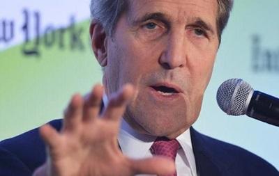 Керри пригрозил вводом иностранных войск в Сирию