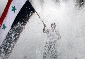 ЛАГ вводит санкции против Сирии