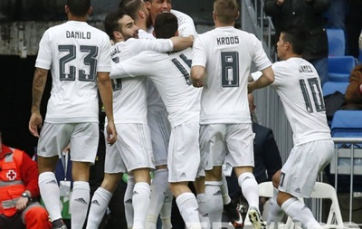 Реал обыгрывает Атлетик, Роналду оформляет дубль