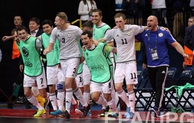 Футзал: Казахстан залишив господарів Євро-2016 без медалі