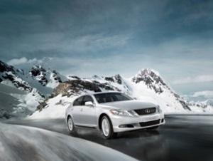 Полноприводный Lexus GS 350 в официальной дилерской сети