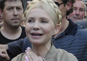 Госпенитенциарная служба решит, сколько украинских врачей войдут в состав комиссии по Тимошенко