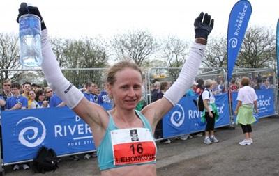 Украинская спортсменка выиграла марафон в Лос-Анджелесе