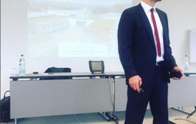 Володимир Кличко виступив перед студентами в Швейцарії