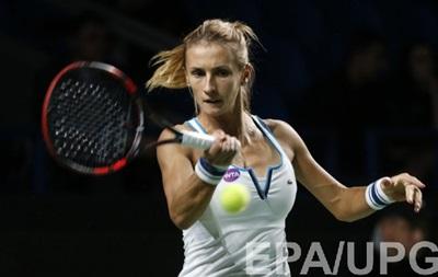 Українська тенісистка Цуренко поступилася в першому колі турніру в Дубаї