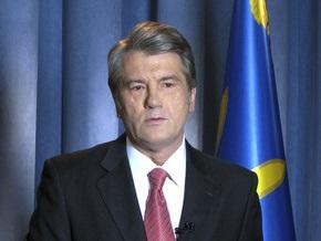 Ющенко вернул в Раду закон о ВСК
